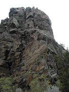 Rock Climbing Photo: Baileys con Ridge