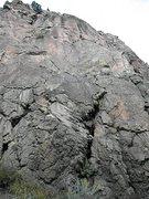 Rock Climbing Photo: DogGoneIt