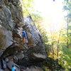 Me. I climb. I live.