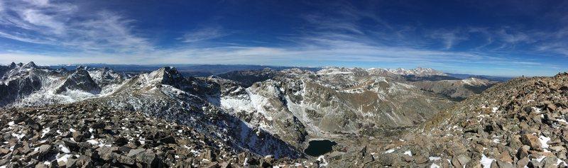 Rock Climbing Photo: Summit view from Audubon.