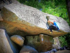 Rock Climbing Photo: Overlooked