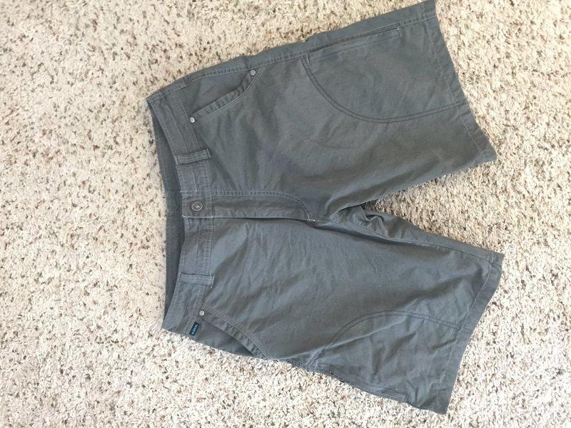 kuhl ramblr shorts