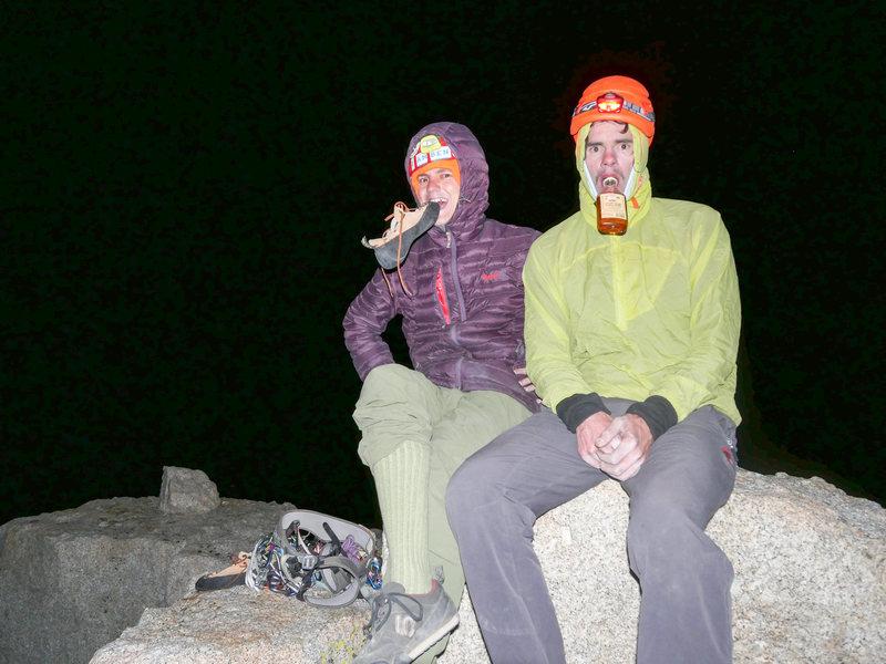 Rock Climbing Photo: slumit pic