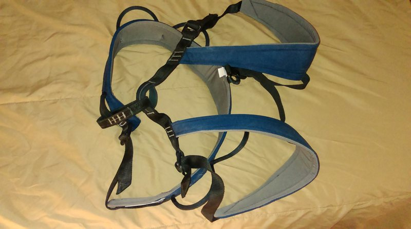 Misty Mountain Sonic Harness, Size L