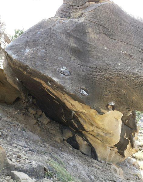 Rock Climbing Photo: Loc-Nar