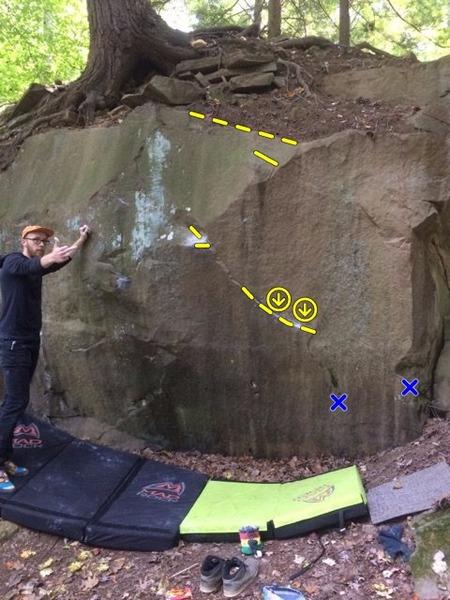 Rock Climbing Photo: Lumberjack