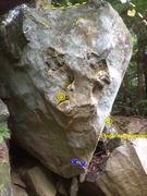 Rock Climbing Photo: Spider Pocket