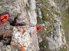 Rock Climbing Photo: More cruising...