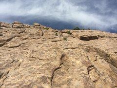 Rock Climbing Photo: Crosstrainer