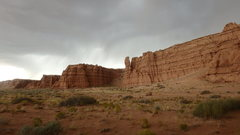 Rock Climbing Photo: Another view of Hidden Tower