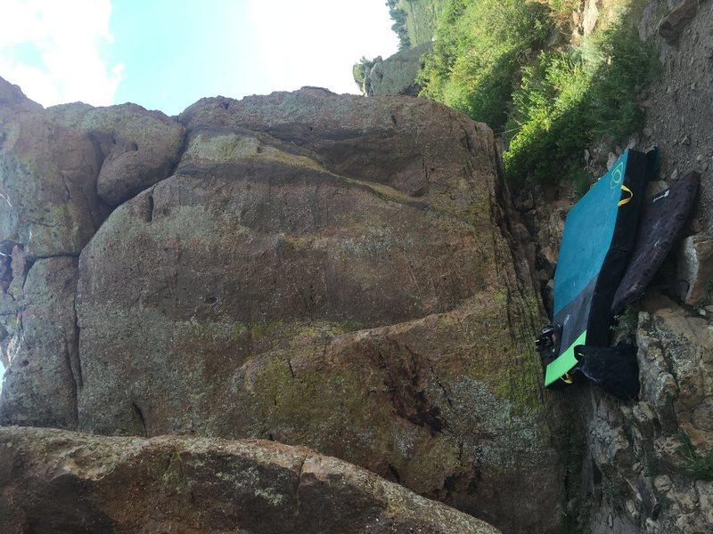 Carter Lake Chain Reaction Wall
