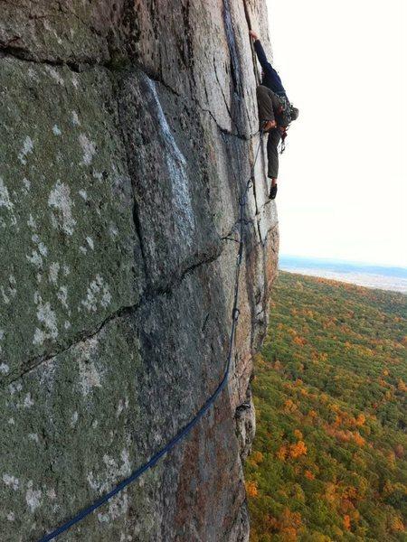 Rock Climbing Photo: Filipe on CCK