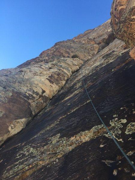 Rock Climbing Photo: p18