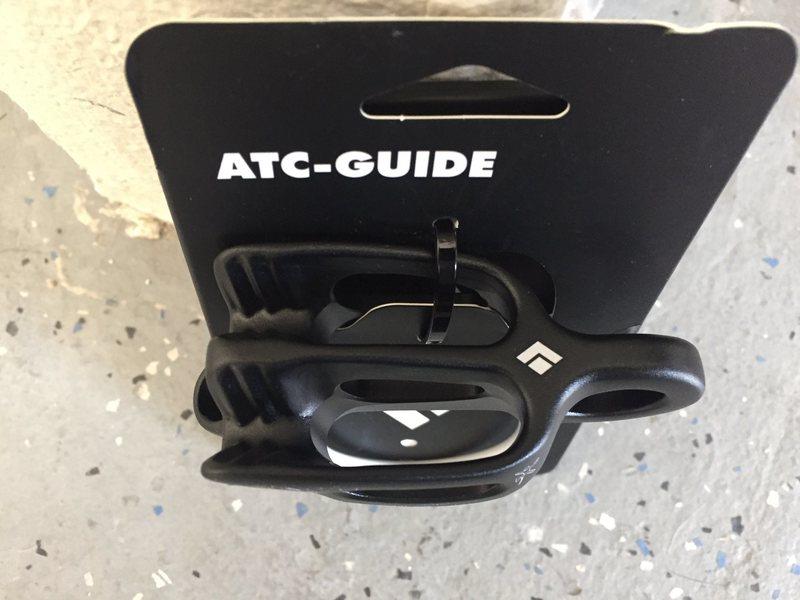 Black Diamond ATC Guide, bottom