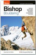 Rock Climbing Photo: Cover of book.