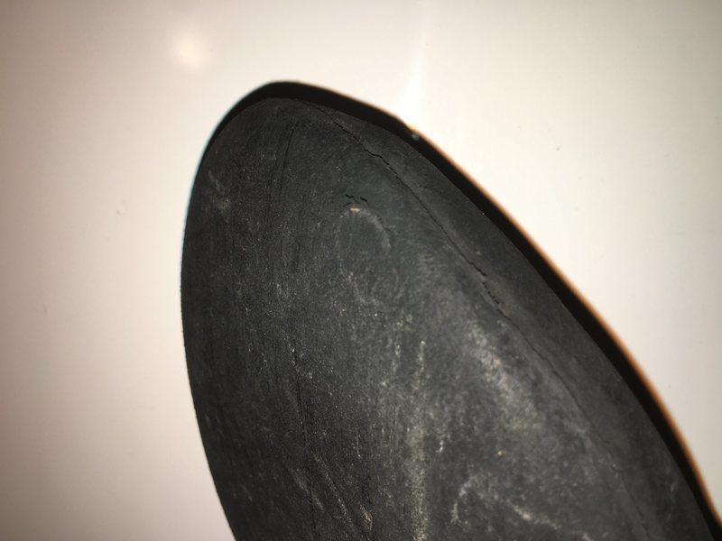 Rock Climbing Photo: Mythos hole 1