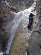 Rock Climbing Photo: Our homestay's owner was a local climber and t...