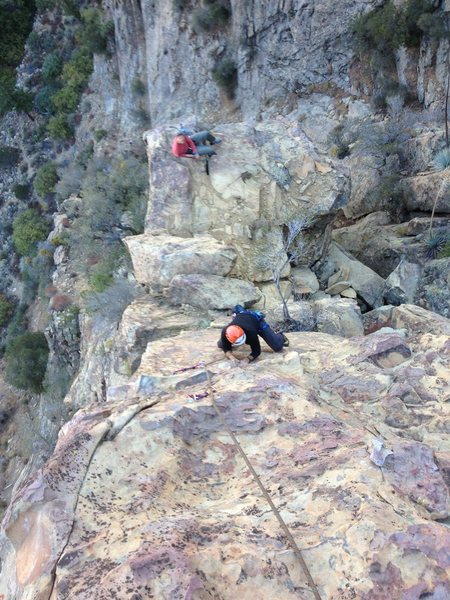 Alex Barnett on the crux of Seven Steps To Heaven