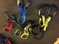 Rock Climbing Photo: More Hooks