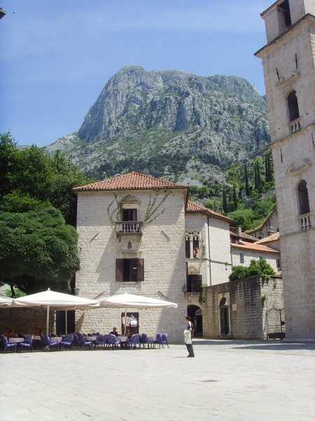Rock Climbing Photo: Another view of the surroundings from Kotor