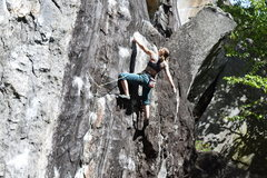 Rock Climbing Photo: waimea