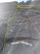 Rock Climbing Photo: Heartbreaker