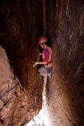 Rock Climbing Photo: JU photo: Steph Abegg