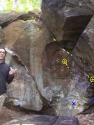Rock Climbing Photo: Gieco CaveMans Cave