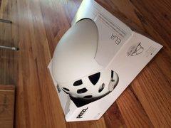 Petzl Elia helmet- &quot;One size&quot; - white <br />