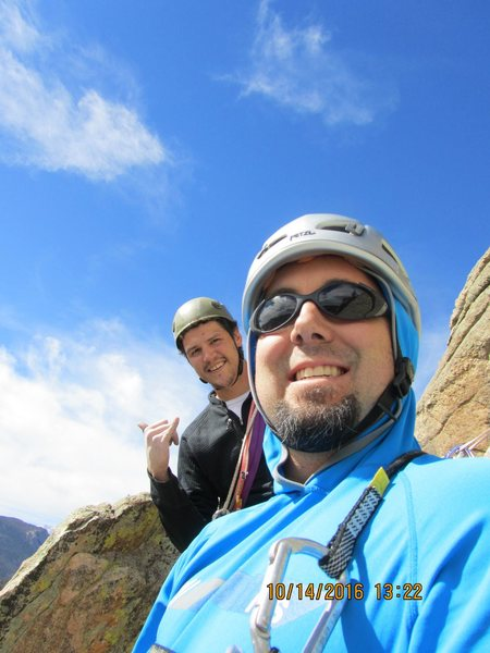 Rock Climbing Photo: Batman Pinnacle