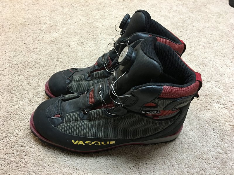 Vasque M-Possible Ice Boots, pic 2- $40