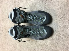 Rock Climbing Photo: Scarpa Tech Ascent GTX Hiking Boots size 13 US (ex...