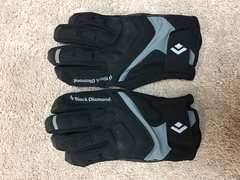 Rock Climbing Photo: Black Diamond Torque Gloves- $20