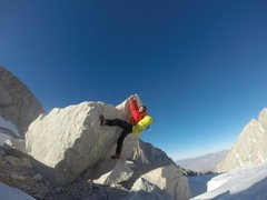 "Rock Climbing Photo: ""Bouldering"""