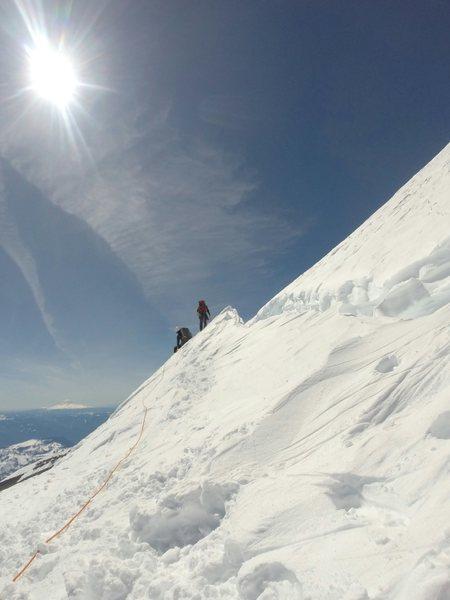 Rock Climbing Photo: Rainier 2.0