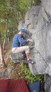 Rock Climbing Photo: Steve E on Ramped Up