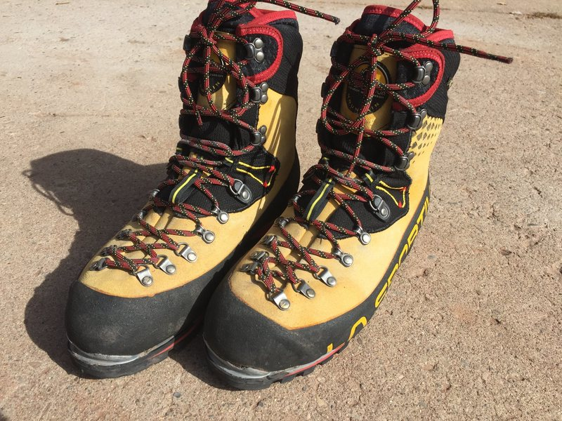 LaSportiva Nepal Cube GTX boots