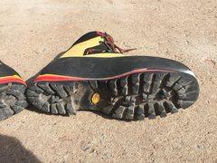 Rock Climbing Photo: LaSportiva Nepal Cube GTX boots