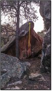 Rock Climbing Photo: Atomic Algorithm.