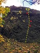Rock Climbing Photo: So Far Gone at Cliff Drive