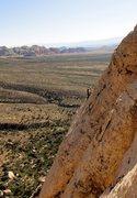 Rock Climbing Photo: Having fun on Group Therapy