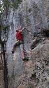 Rock Climbing Photo: Gerben Tomassen on Naile'