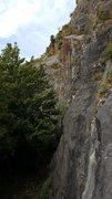 Rock Climbing Photo: The Amphitheatre and Glacis