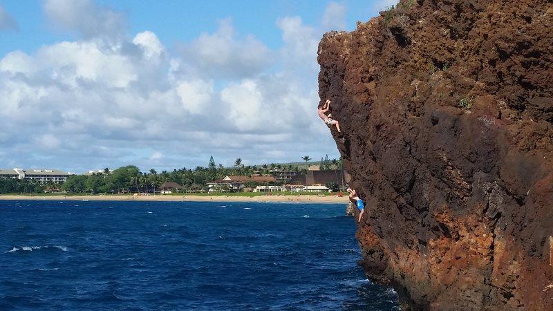 Kaanapali Miracle 10b (DWS), The Backside, Maui