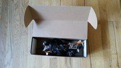 Black Diamond Sabretooth Pro Crampon in box