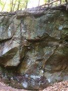 Rock Climbing Photo: Blood Gnome