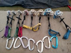 C4 .5 to 3 and Carabiners