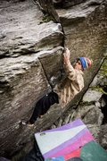 Rock Climbing Photo: Rhode Island Ripper!