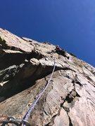 Rock Climbing Photo: Cloaked Interpretation