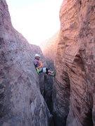 Rock Climbing Photo: Aaron Highballing